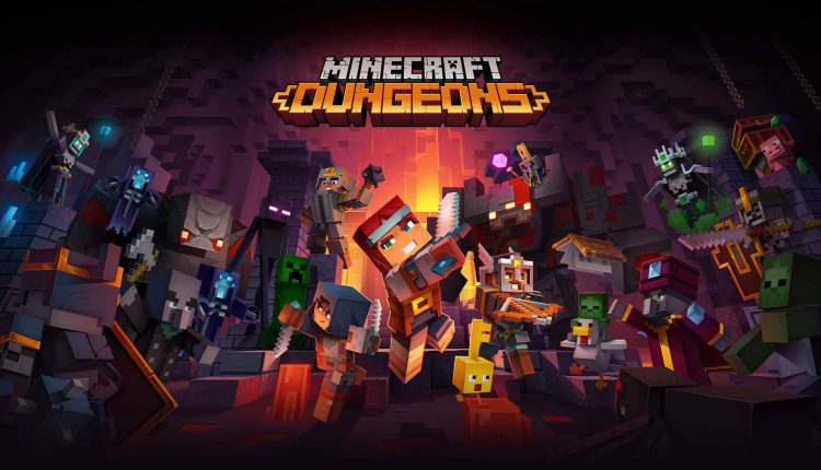 Download Minecraft Dungeons Latest Version 2020