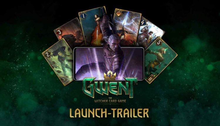 The Witcher Card Game: GWENT on Android Game Trailer