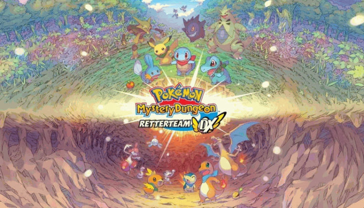 Pokémon Mystery Dungeon: Rescue Team DX Nintendo Switch