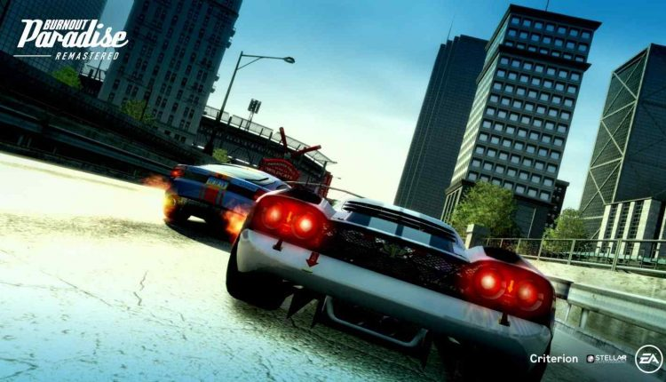 Burnout Paradise gets full remaster for the Switch, what's new ?