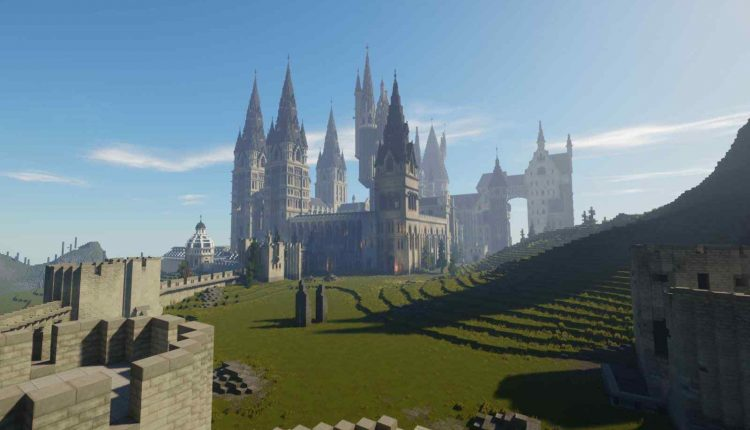 """The Minecraft """"Harry Potter"""" RPG is Now Here"""