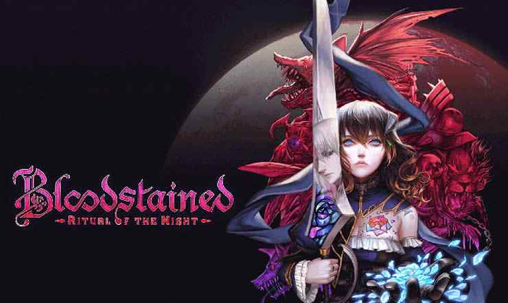Bloodstained: Patch Notes 1.10 New Update For (PC,PS4,Xbox One)